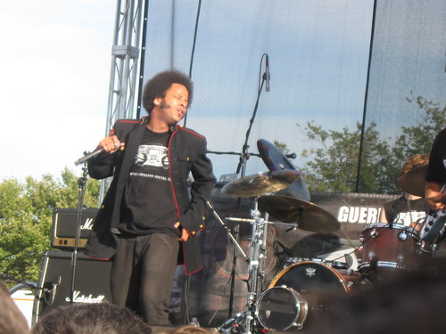 Boots Riley, Street Sweeper Social Club