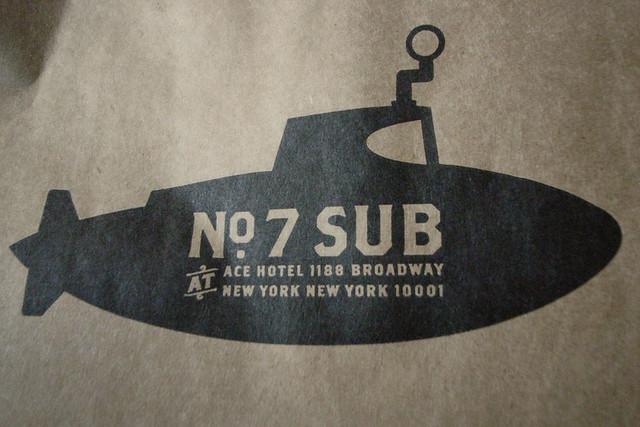 No. 7 Sub