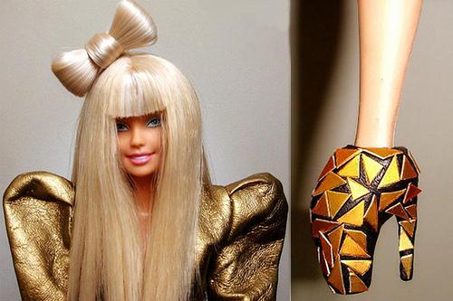 gaga barbie