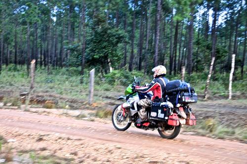 KLR 650 Trip Honduras 432