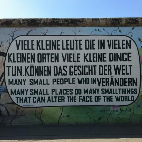 Berlin Wall Art 4