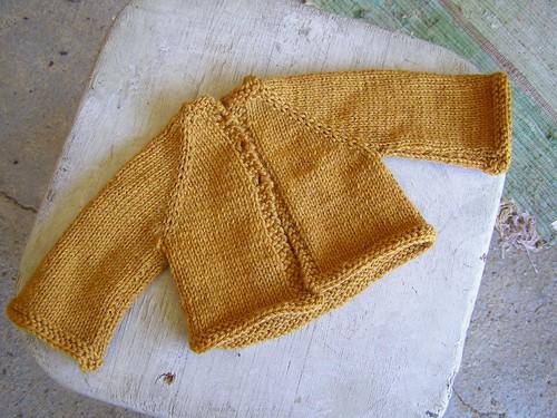 preemie sweater