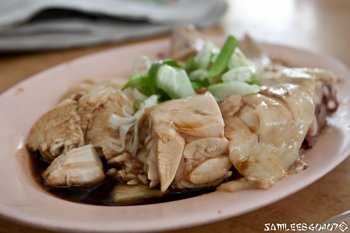 20100723 Town House Chicken Rice @ Alor Setar
