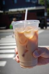 PetsiPie Iced Chai Latte