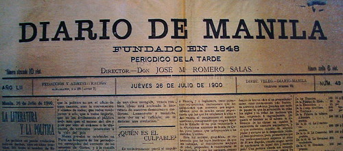 Diario de Manila (Philippines)
