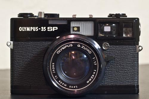 Olympus 35 SP