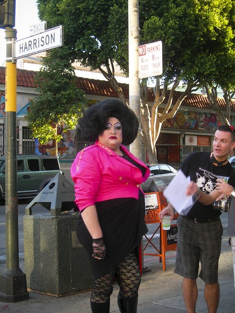 Beach Blanket Babylon at Humphry Slocombe's