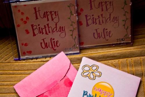 Julie's Birthday Hybrid