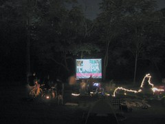 Cycle Powered Cinema Event