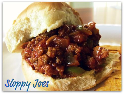 Sloppy Joes v1