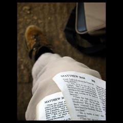 reading the gospel of matthew