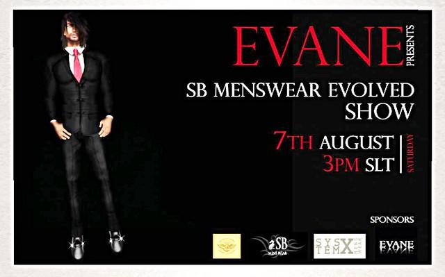 SB menswear show