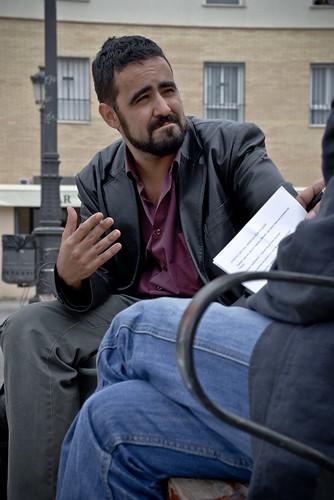 Ibán Díaz, profesor de Geografía Social en la Universidad de Sevilla