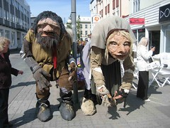 Folklore Figures, Akureyri