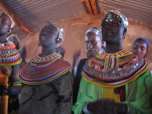 Samburu mothers