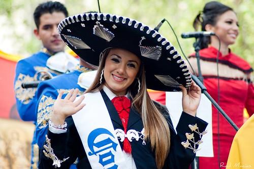 Mariachi edecan Corona