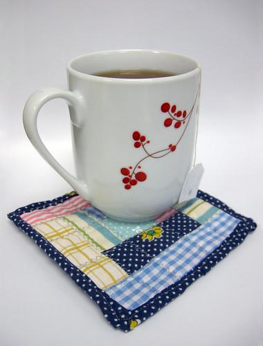 My first Mug Rug!