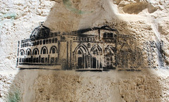 Stencil mosque