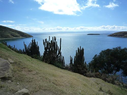 Isla del Sol, Titicaca See (Bolivien)