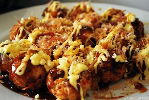 takoyaki balls homemade