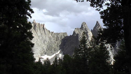 Cirque of the Towers, Wyoming