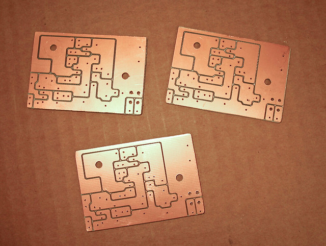 Milled PCBs