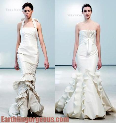 open back wedding dress