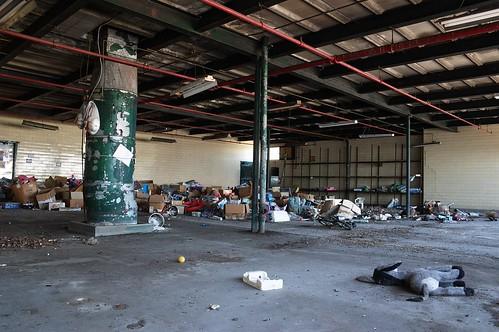 Tobin's First Prize Center, Albany NY, 06.31.2010
