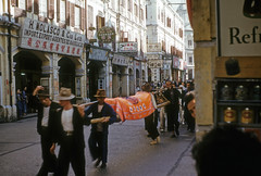 Macau - Coffin at Chinese Funeral - 30 Dec 53