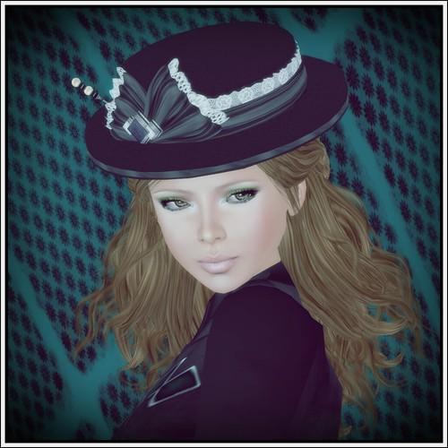 Hatpins - Lady Paulina