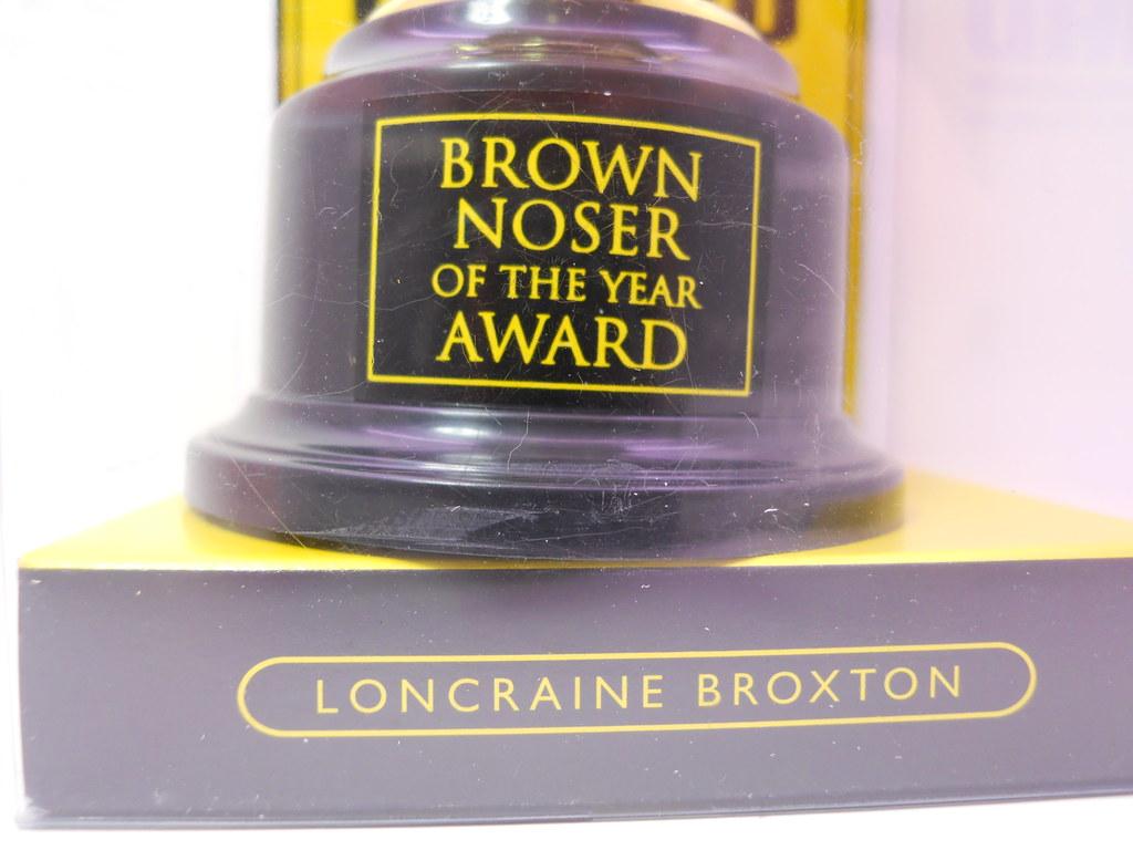 brown noser award (2)