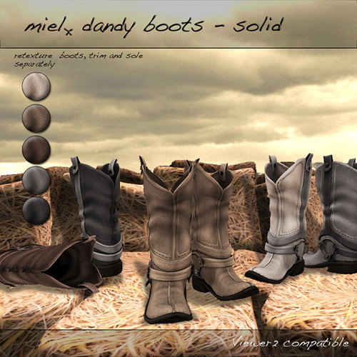 Miel Dandy Solid