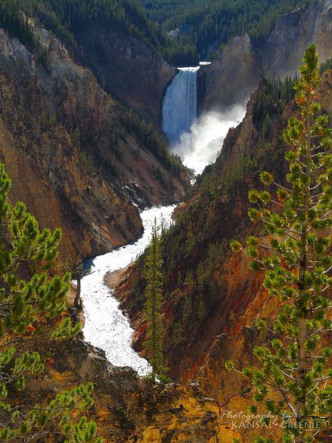 Yellowstone National Park: Artist Point