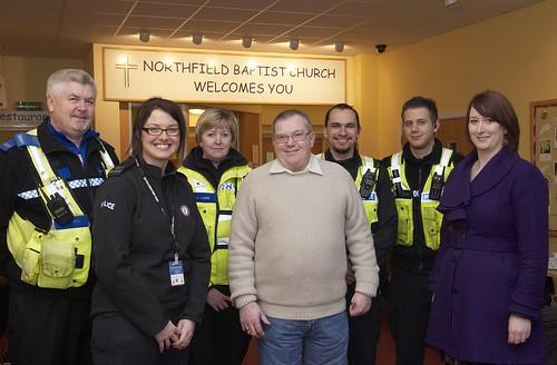 Baptist Church Meet & Greet Jan '11