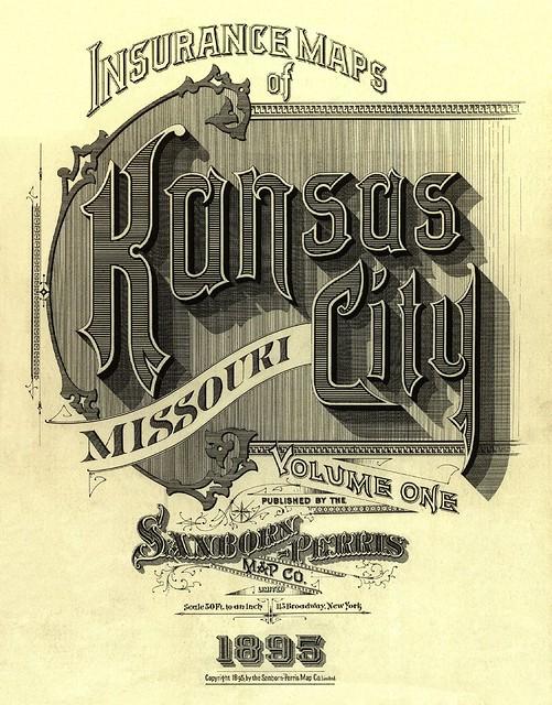Kansas City, Missouri December 1895