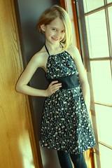 February Project - A dress for Ella
