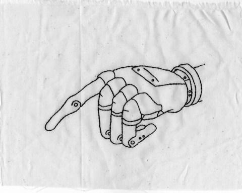 Mechanical Hand #2