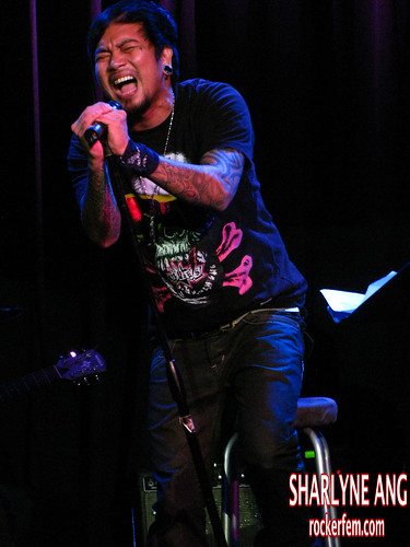 Jamir Garcia of Slapshock > Splintr Unplugged 3