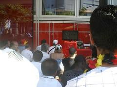 Worldcup Soccer Sunday in Frankfurt - 004