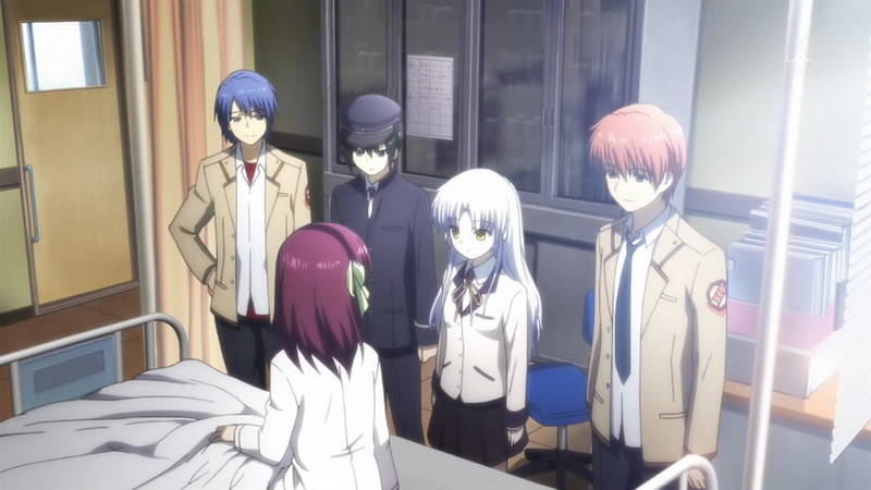 Angel Beats! Episode 13 - 03