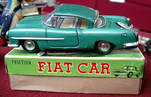 Usagiya Fiat coupé