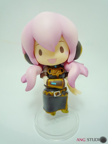 Petit Luka is possessed by Tako-Luka!