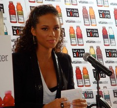 Alicia Keys in South Africa