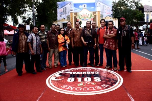 Kampoeng Batik Kauman