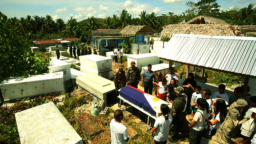 A-Soldier's-Burial-The Bolante family pays tribute to the death of a hero