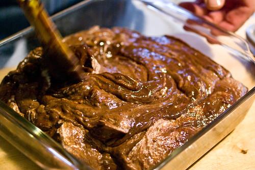 chocolate sludge