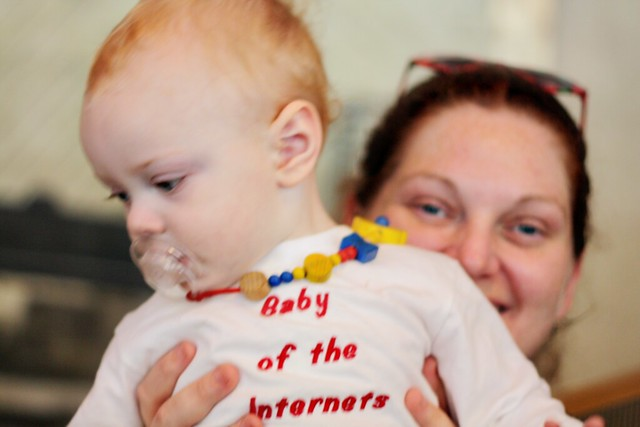 Baby of the Internets