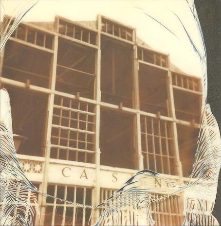 the casino, polaroid-style