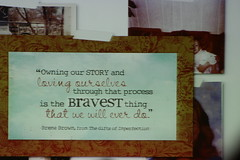 23 - Brene Brown quote