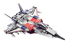 Kre-O Transformers Starscream (Vehicle)